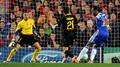 Drogba gives Chelsea edge over Barcelona