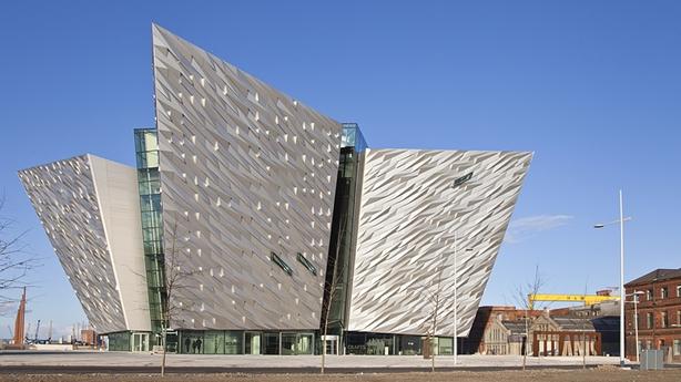 Belfast's Titanic Museum