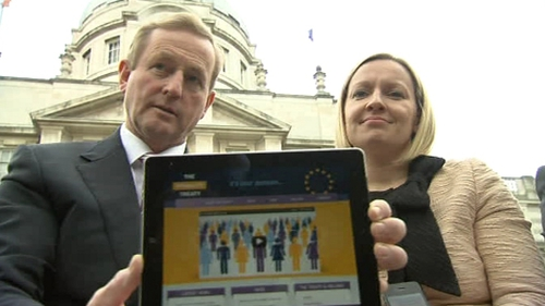 The Government has launched its website to promote awareness of the referendum