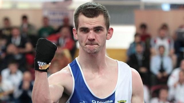 Adam Nolan: 69kg - welterweight