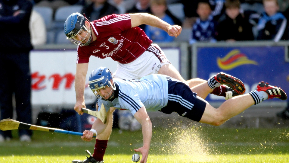Galway and Dublin battled for Division 1A survival