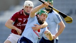 Galway's Andy Smith was happier than John McCaffrey at the end though
