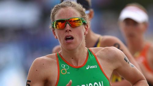 Aileen Morrison: triathlon