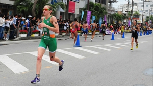 Aileen Morrison is hoping to secure her place at London 2012