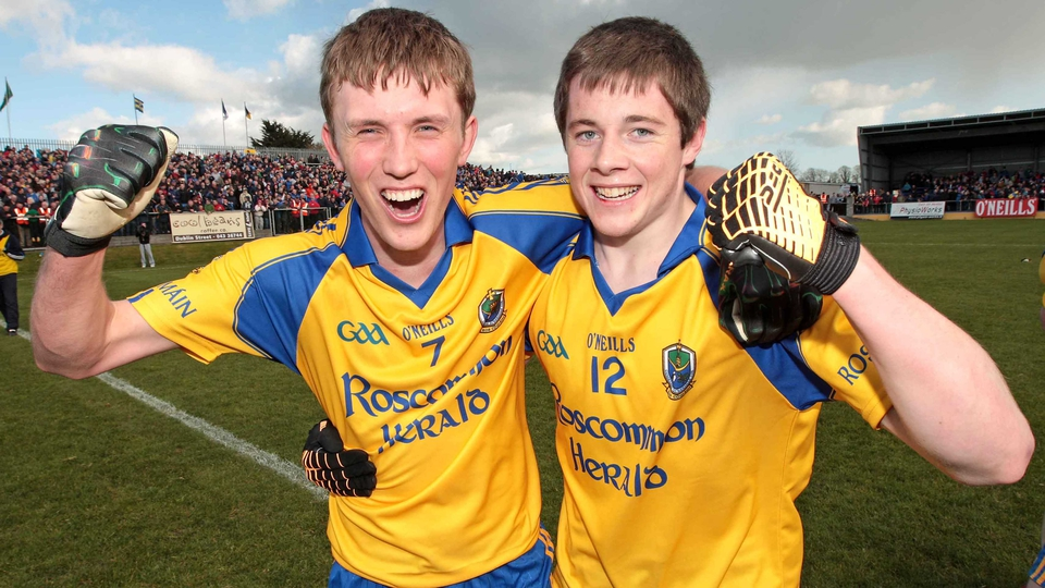 ...and Roscommon await the Metropolitans