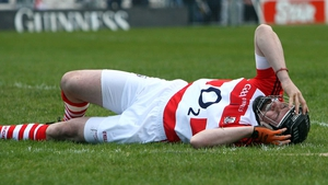 Things started badly for Cork when Donal Og Cusack suffered a suspected ruptured Achilles tendon injury