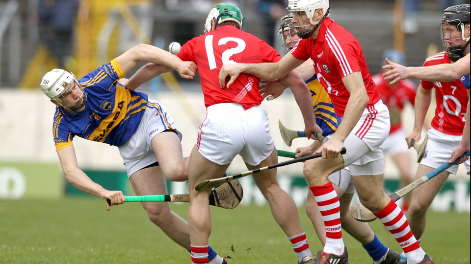 But Cork re-grouped and Tipperary fell