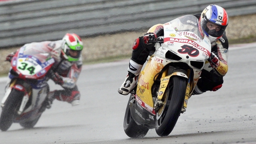 Sylvain Guintoli was the star performer at Assen