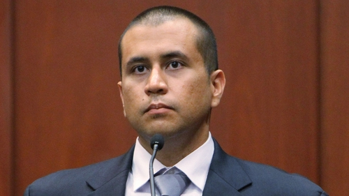 George Zimmerman apologised to the Martin family on Friday