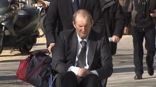 Cecil Tomkins has been deemed unfit to stand trial