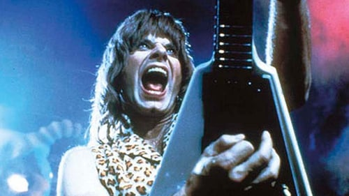 None more black: This is Spinal Tap set for Dublin film festival