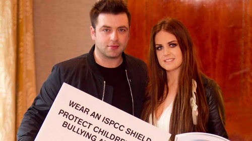 Mark Feehily was joined by The Voice contestant Keira Bryne