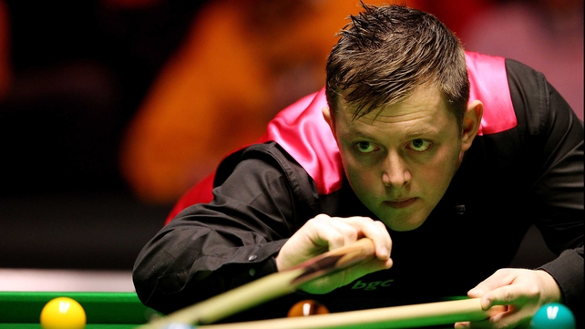 Mark Allen - 'It seems to be a bit of a trait for the Chinese...'