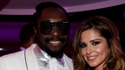 will.i.am did not know Cheryl had tied the knot