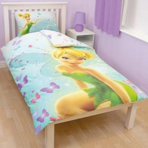Disney Fairies Imagine Duvet Cover Set - Single, €27