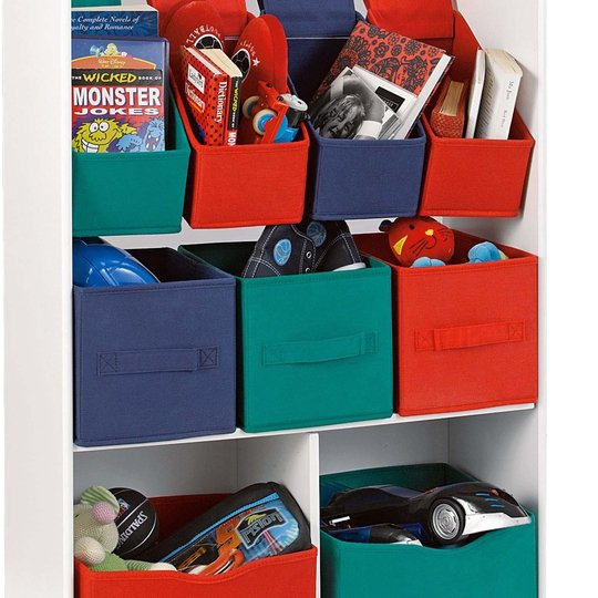 Large three tier toy storage €84