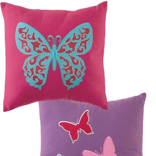 Scatter Butterfly Cushions (2 pack), €24