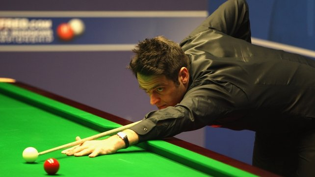 Ronnie O'Sullivan won the second of his two Welsh Open titles in 2005