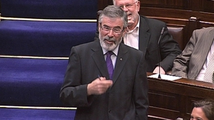 Sinn Féin believes the Government is in breach of the McKenna judgment