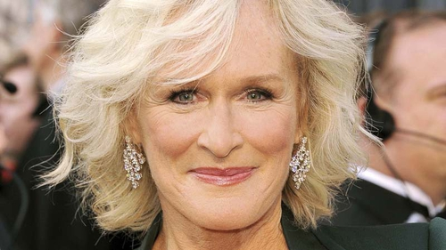 Glenn Close: says Patty Hawes can 'hold her own in any room'