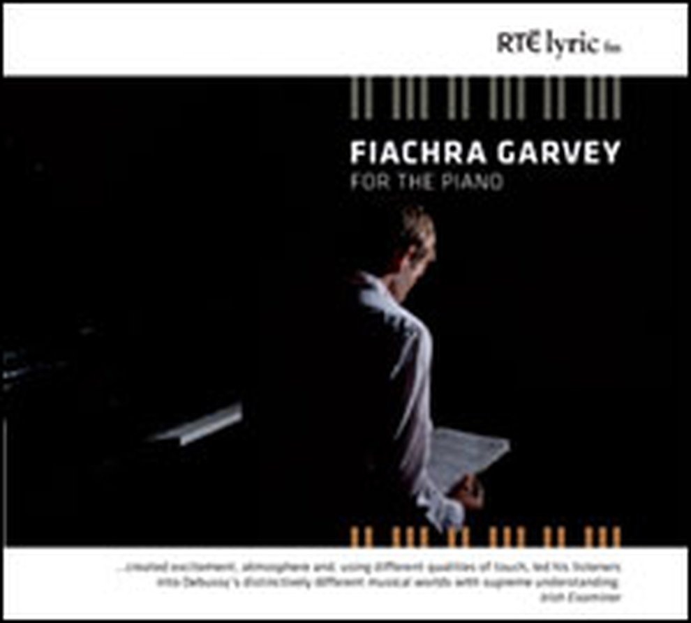 Fiachra Garvey - For the Piano