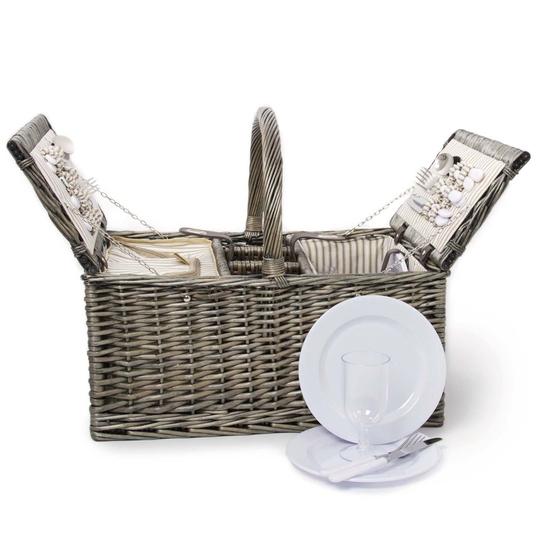 Picnic basket, Dunnes Stores, €55