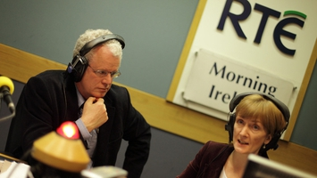Morning Ireland: Interview with Presidential candidate Mary Davis