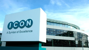 ICON has 12,300 employees in 87 offices across 38 countries