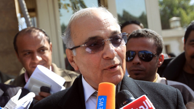 Ahmed Shafiq is to contest the second round presidential run-off in Egypt