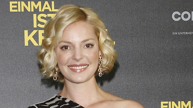 Katherine Heigl set for CIA role