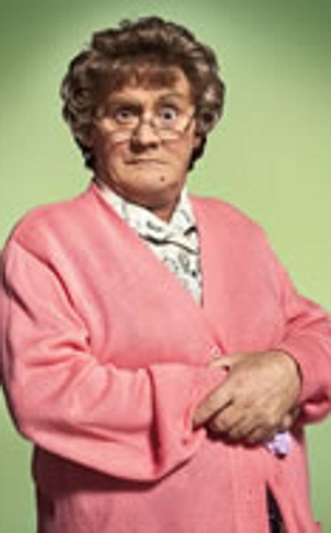 Mrs Brown's Boys creator and star Brendan O'Carroll was the winner of the Best Comedic Performance award at the Royal Television Society Awards