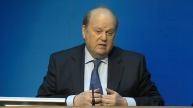 Michael Noonan said there is nothing on the horizon that would require a mini-budget
