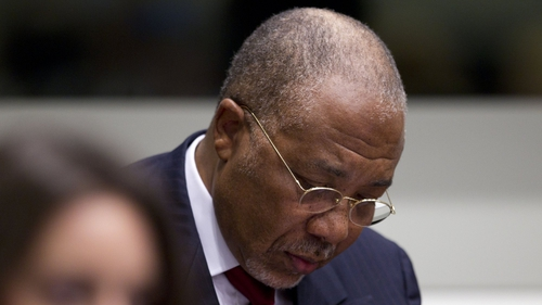 Charles Taylor is the first African head of state to be found guilty by an international tribunal