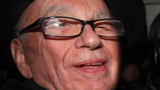 Rupert Murdoch painted a picture of a rogue culture at News of the World