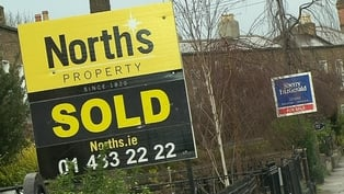 Credit ratings agency's warning on house prices