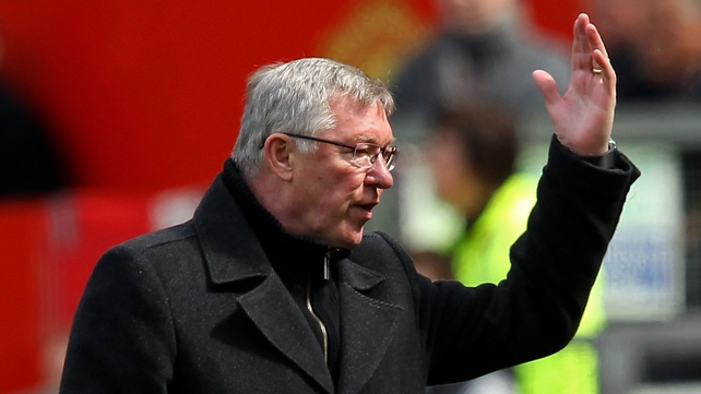 Alex Ferguson was unhappy with Manchester United fans anti-Liverpool chanting in the wake of the Hillsborough revelations