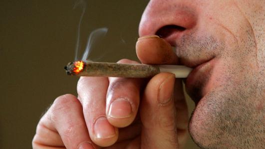 Smoking Cannabis on the Bus