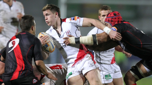 Craig Gilroy has committed his future to Ulster