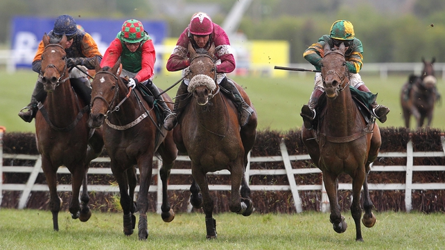 Cooper claims brace at Punchestown
