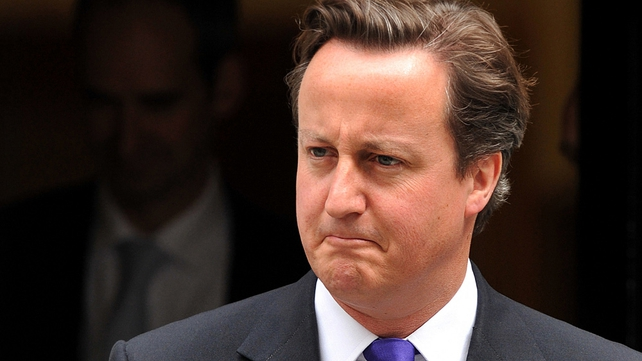 David Cameron said he courted many media outlets
