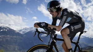 Bradley Wiggins won the Tour de Romandie
