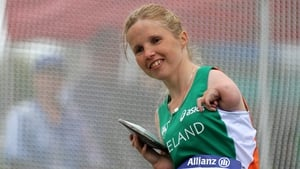 Catherine O'Neill's silver made it 15 medals for Ireland in London