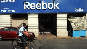 Adidas bought Reebok in 2005 for $3.8bn