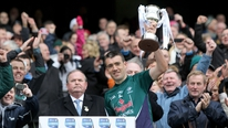 Martin McHugh, Bernard Flynn and Des Newton look ahead to the National Football League. .