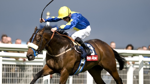 Caspar Netscher could meet Red Duke again in the Jersey Stakes at Royal Ascot