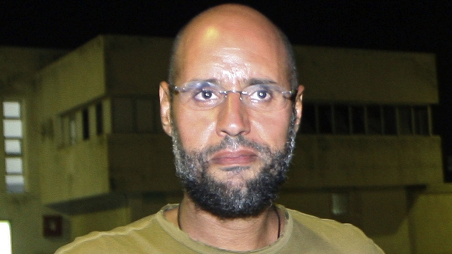 Libya has yet to indict Saif al-Islam for war crimes