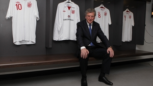 Hodgson is set to name his squad for the Euros on 29 May