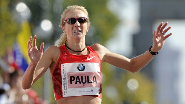 Paula Radcliffe: 'Targets have gone out of the window'