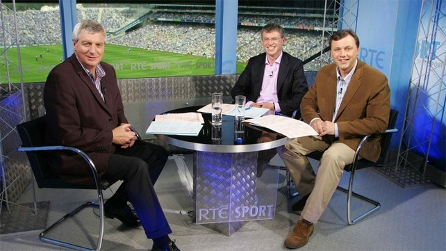 TV Sport - The Sunday Game Live