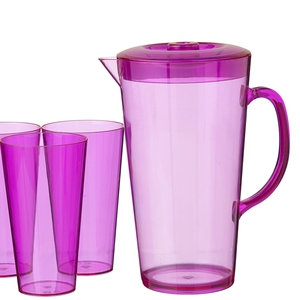 Jug with 4 pack tumbler €6 in store mid May